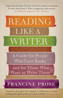 Reading Like a Writer PDF