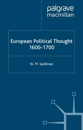 European Political Thought, 1600-1700