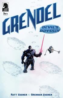 Grendel  Devil s Odyssey  3 Book