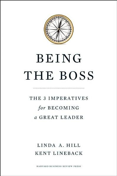 Download Being the Boss Book
