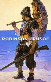 Robinson Crusoe: Illustrierte Ausgabe