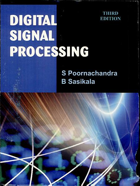 Digital Signal Processing With Cd 2e