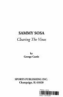Sammy Sosa PDF
