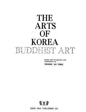 The Arts of Korea  Hwang  S  Y  Buddhist art PDF
