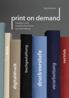 Print on Demand PDF