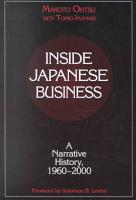 Inside Japanese Business PDF