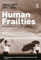 Human Frailties PDF