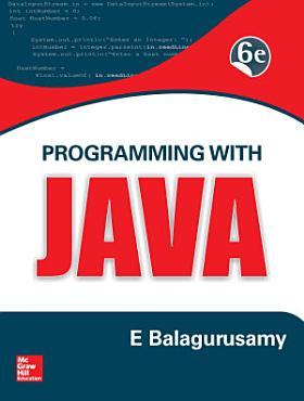 Programming with Java PDF