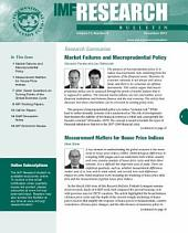 IMF Research Bulletin, December 2012