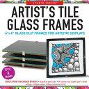Studio Series Artist s Tile Glass Frames
