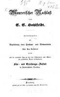 Maurerischer Nachla   PDF