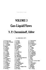 Encyclopedia of Fluid Mechanics: Gas-liquid flows