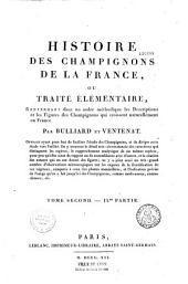 Herbier de la France: Volume1
