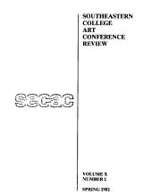 Southeastern College Art Conference Review PDF