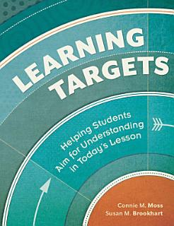 Learning Targets Book