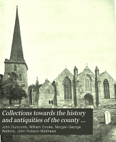 Collections Towards the History and Antiquities of the County of Hereford: Hundred of Grimsworth