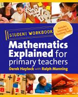 Student Workbook for  Mathematics Explained for Primary Teachers  PDF