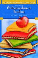 Professionalism in Teaching PDF