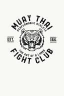 Muay Thai Fight Club PDF