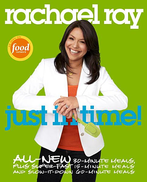 Rachael Ray  Just in Time PDF