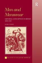 Men and Menswear PDF