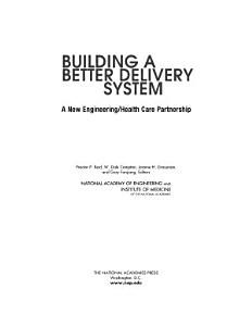 Building a Better Delivery System Book