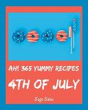 Ah  365 Yummy 4th of July Recipes PDF