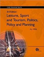 Leisure  Sport and Touri    PDF