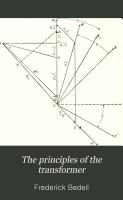 The Principles of the Transformer PDF