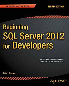 Beginning SQL Server 2012 for Developers PDF