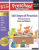Big Preschool Workbook Ages 3   5 PDF