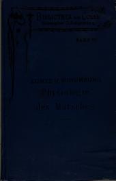 Studien zu einer physiologie des marsches