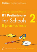 Practice Tests for B1 Preliminary for Schools (PET) (Volume 2)