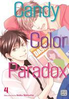 Candy Color Paradox  Vol  4  Yaoi Manga  PDF