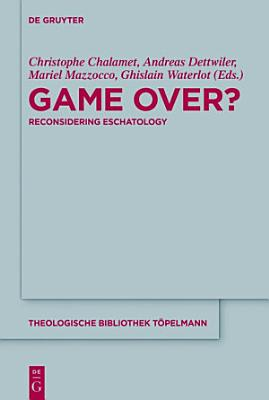 Game Over  PDF