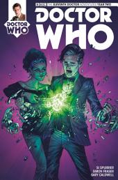 Doctor Who: The Eleventh Doctor #2.3: Pull to Open