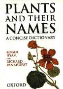 Plants and Their Names PDF