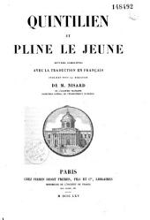De l'institution oratoire