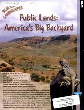 Public lands: America's big backyard