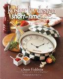 Kosher by Design Short on Time Book