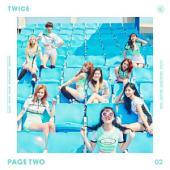 [드럼악보]CHEER UP(쉬운악보)-TWICE (트와이스): PAGE TWO(2016.04) 앨범에 수록된 드럼악보