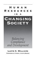 Human Resources in a Changing Society PDF