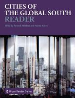Cities of the Global South Reader PDF