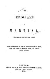 The Epigrams of Martial