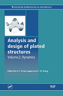 Analysis and Design of Plated Structures Book