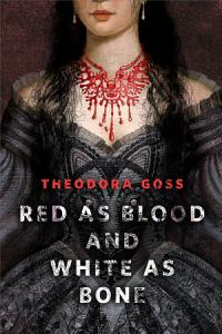 Red as Blood and White as Bone Book