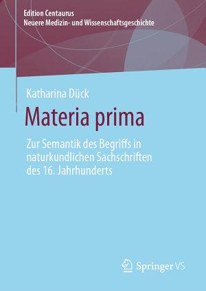Materia prima PDF