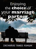 Enjoying The Choice of Your Marriage Partner PDF