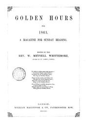 Golden hours  ed  by W M  Whittemore PDF