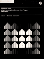 Evaluation of the Urban Homesteading Demonstration Program
